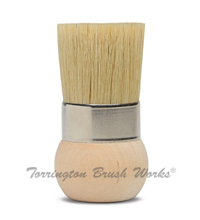 palm wax brush