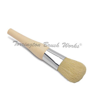 palm wax brush
