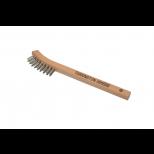 Large Hardwood Handle Toothbrushes